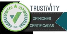 Trustivity, opiniones certificadas